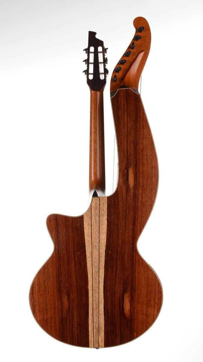 Beardsell Harp Guitar
