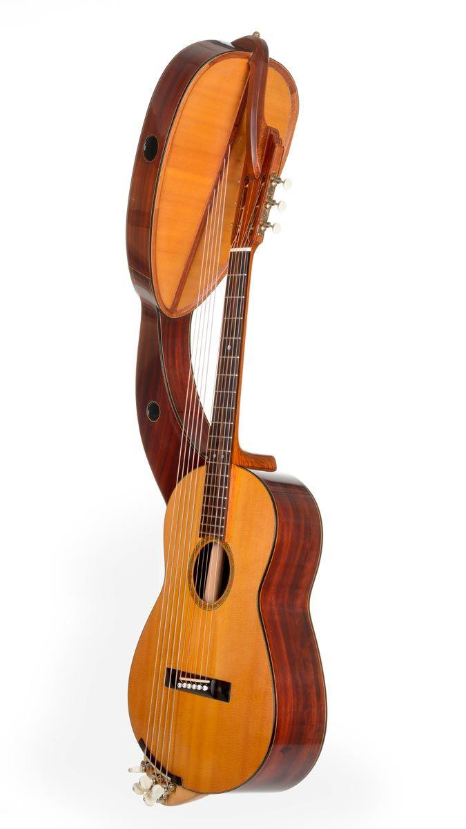 Carruth Harp Guitar